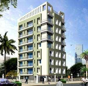 3 BHK - 1200 Sq Ft Flat available for rent at Om Vaikunth.