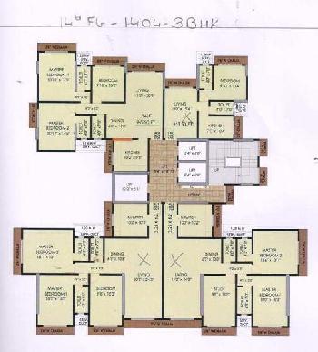 3BHK Sale Akshar Amar Mansion, Opp. Deonar Bus Depot, Sion Trombay Road, Chembur