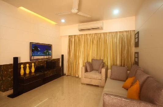 3 BHK Residential Apartment for Rent in Mumbai