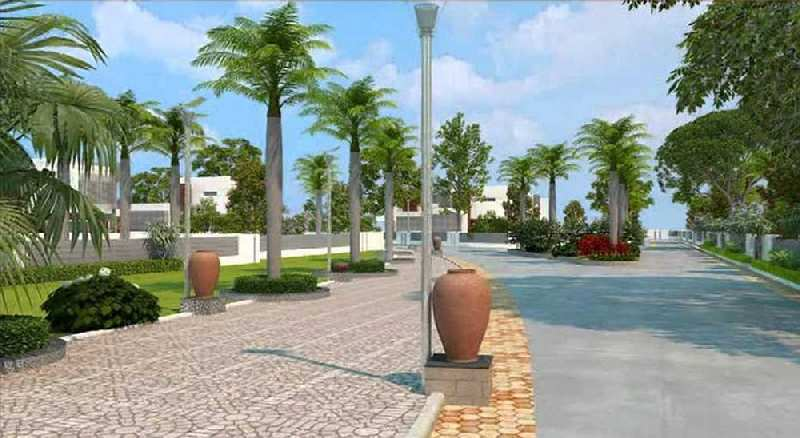 Farm House Plot For Sale In Dollar Farm,F Block, Gosainganj, Lucknow