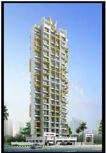 2 Bhk Flat for sell in prime location of kharghar sector 18