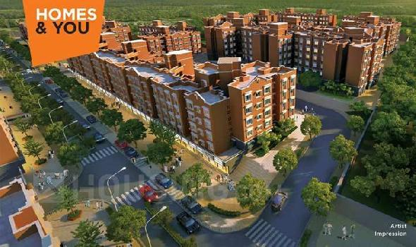 1 Bhk for sell in Neral with all amenities in  100 acres project
