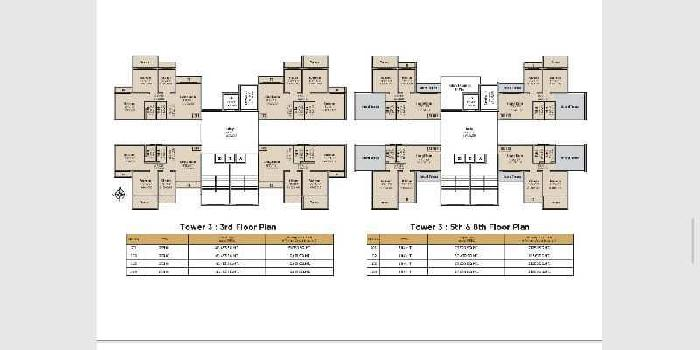 2 BHK Flats & Apartments for Sale in Belapur, Navi Mumbai