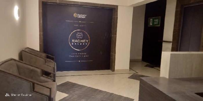 Spacious 2 bhk flat for sell in Radhey galaxy Karjat city