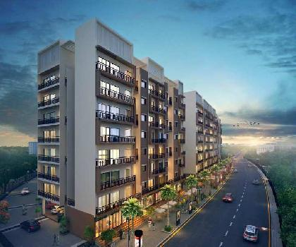 1 bhk flat for sale in Aurum