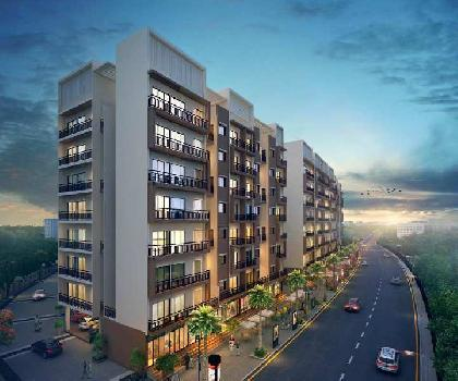 1 Rk for sell in Karjat with all amenities in G+ 7 Storied project