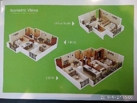 2 Bhk Flat for sell in prime location of Karjat