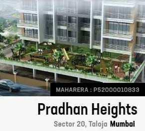 2 bhk flat for Rent in prime location of Kharghar sector 18 Near to Sanjeevani international school