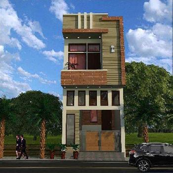 3 BHK Individual House for Sale in Pratap Nagar, Jaipur