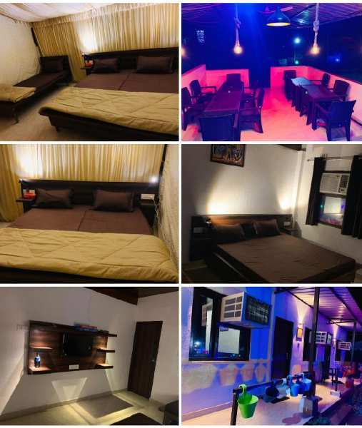 2700 Sq.ft. Hotel & Restaurant for Sale in Bhupatwala, Haridwar