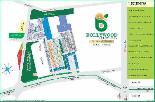 BOLLYWOOD GREEN