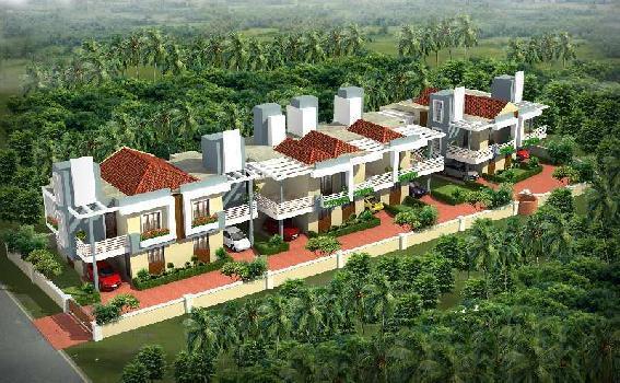 3bhk villa for sale in Bambolim North Goa
