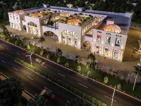 Commercial Showroom For Sale In GBP City Central, Dhakoli, Zirakpur