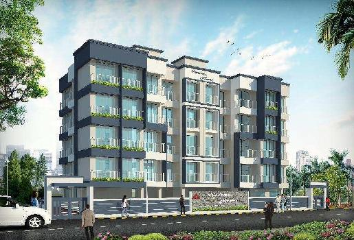 380 Sq.ft. Studio Apartments for Sale in Badlapur, Thane