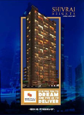 2 BHK Build Floor For Sale In Kandivali West