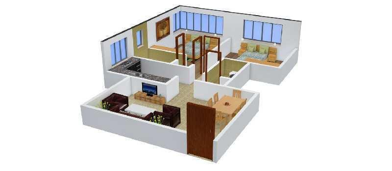 2 BHK Flat For Sale In Malad (West), Mumbai