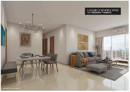2 BHK Flats & Apartments for Sale in Kandivali East, Mumbai