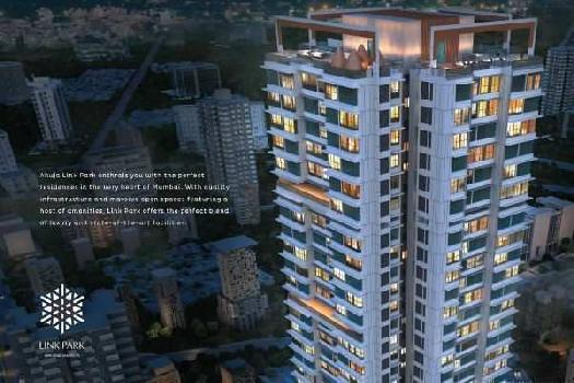 2 BHK @ 1.45 CR.  LINK ROAD MALAD WEST