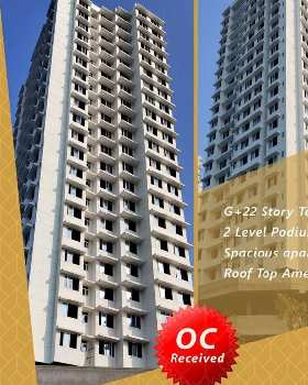 Sale 2 Bhk Chikuwadi Borivali West