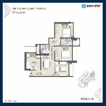 2 BHK THAKUR VILLAGE KANDIVALI EAST