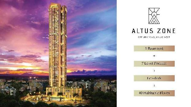 2.5 BHK LUXURY APARTMENT 1.57* Cr MALAD WEST