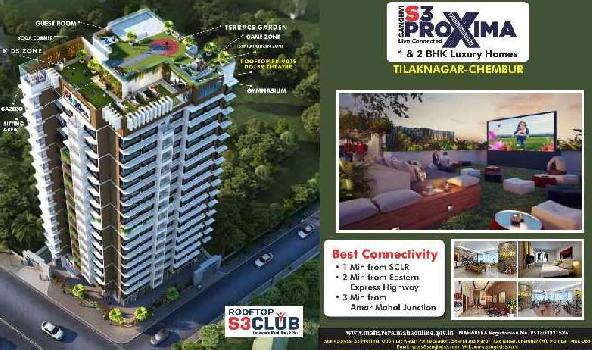 1 BHK FLAT @54* LACS.  DAHISAR MIRA ROAD HIGHWAY