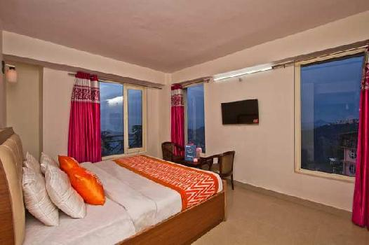COMMERCIAL HOTEL FOR SALE IN MALL ROAD , SHIMLA