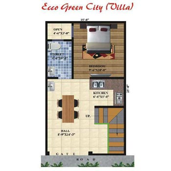 40 Sq. Yards Residential Plot for Sale in Nh 91, Ghaziabad