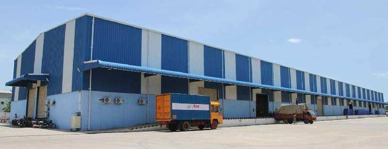 110000 Sq.ft. Warehouse/Godown for Rent in Chhatral, Gandhinagar