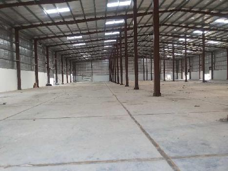 70000 Sq.ft. Factory / Industrial Building for Rent in Changodar, Ahmedabad