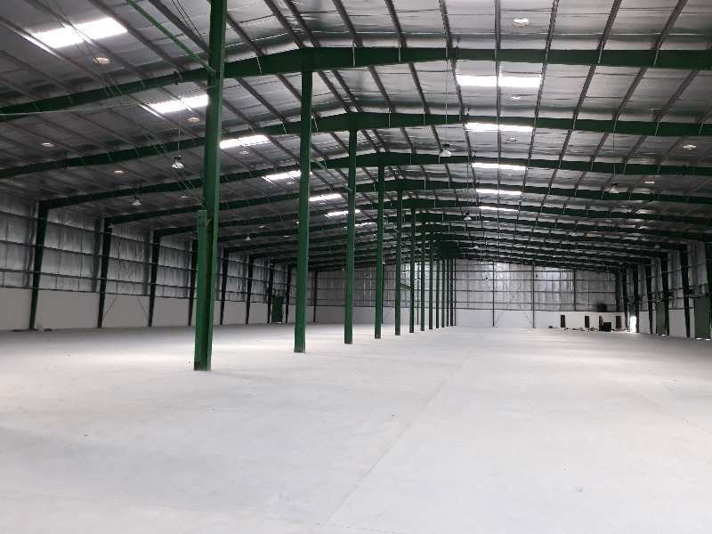 50000 Sq.ft. Factory / Industrial Building for Rent in Santej, Ahmedabad