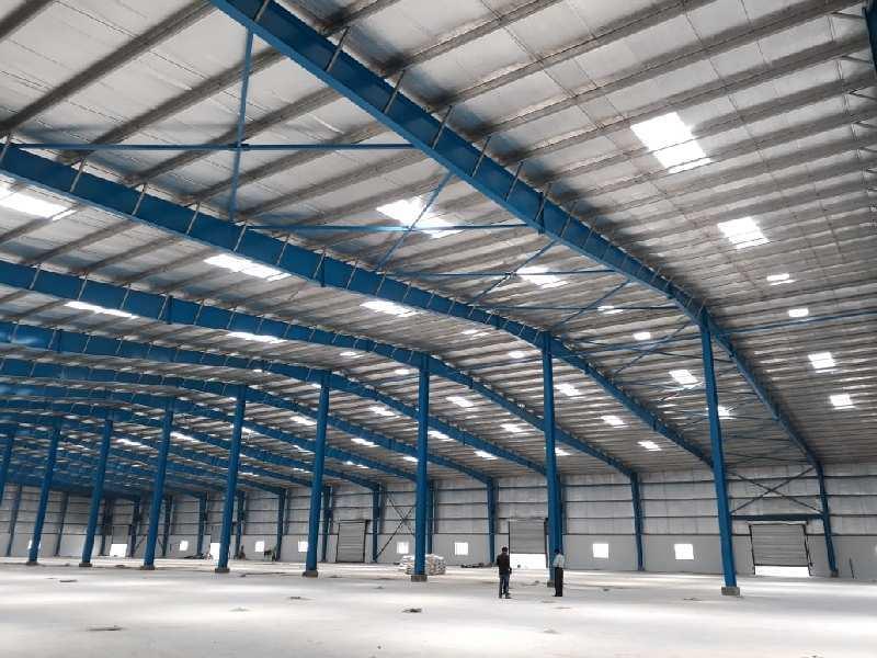 45000 Sq.ft. Warehouse/Godown for Rent in Dahegam, Gandhinagar