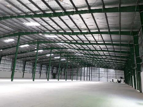 30000 Sq.ft. Factory / Industrial Building for Rent in Adalaj, Gandhinagar