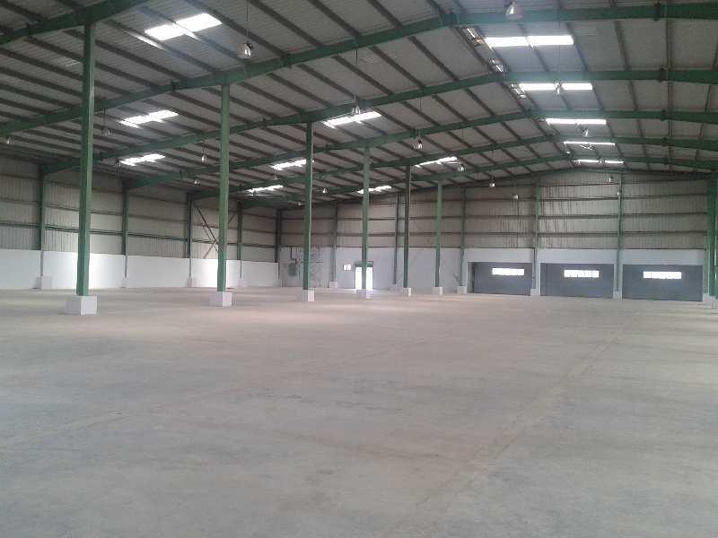 100000 Sq.ft. Warehouse/Godown for Rent in Sarigam, Vapi