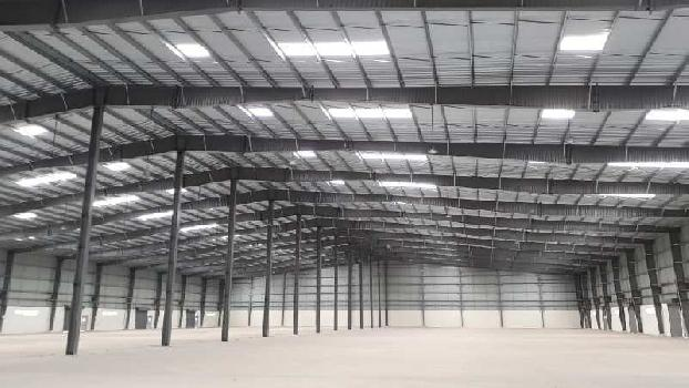 70000 Sq.ft. Warehouse/Godown for Rent in Manjusar, Vadodara