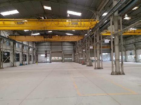 70000 Sq.ft. Factory / Industrial Building for Rent in Manjusar, Vadodara
