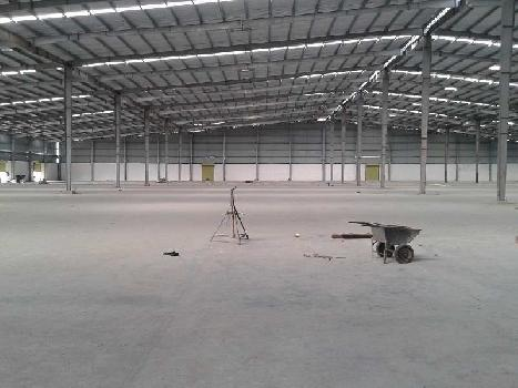 150000 Sq.ft. Factory / Industrial Building for Rent in Manjusar, Vadodara