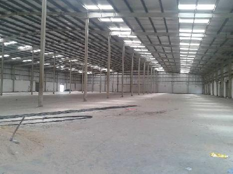 80000 Sq.ft. Factory / Industrial Building for Rent in Savli, Vadodara