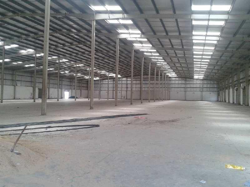 80000 Sq.ft. Factory / Industrial Building for Rent in Savli, Vadodara