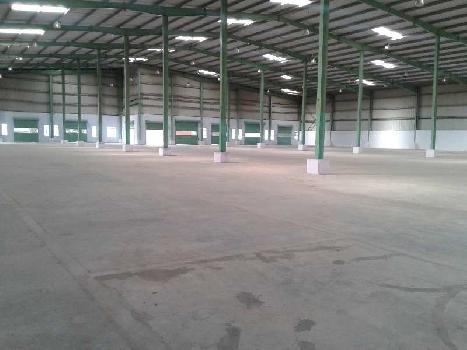 60000 Sq.ft. Warehouse/Godown for Rent in Ranoli, Vadodara