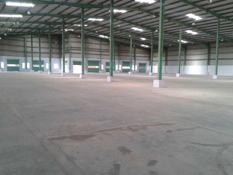 60000 Sq.ft. Warehouse/Godown for Rent in Ranoli, Vadodara