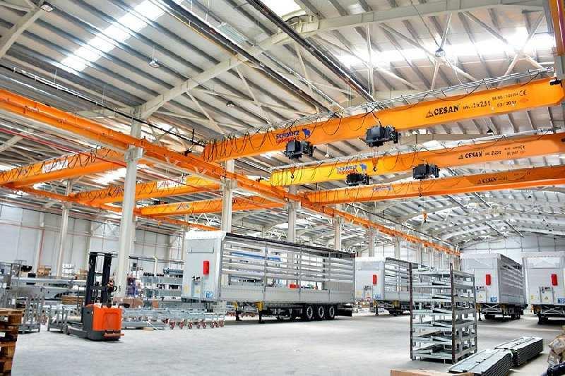 120000 Sq.ft. Factory / Industrial Building for Rent in Halol, Vadodara