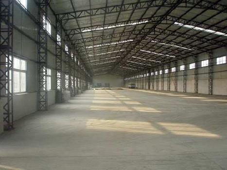 100000 Sq.ft. Factory / Industrial Building for Rent in Makarpura, Vadodara
