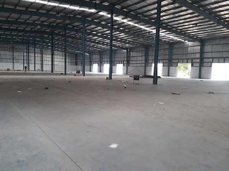 50000 Sq.ft. Factory / Industrial Building for Rent in Becharaji, Mehsana
