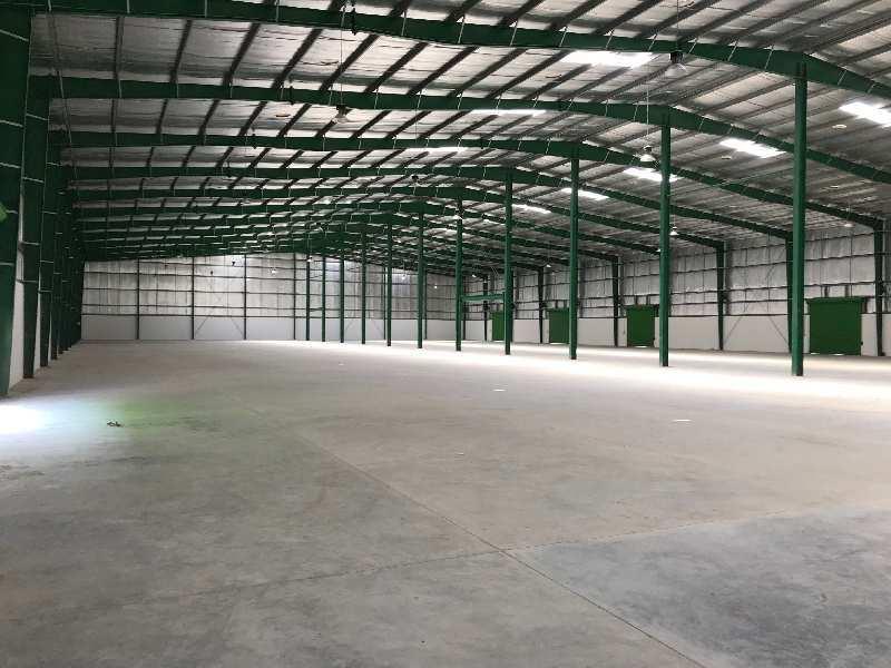 25000 Sq.ft. Warehouse/Godown for Rent in Adalaj, Gandhinagar