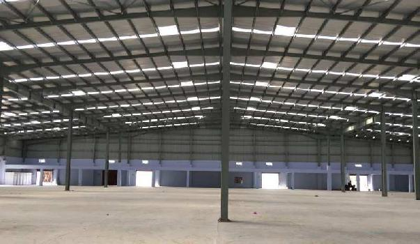 100000 Sq.ft. Factory / Industrial Building for Rent in Gidc, Vapi