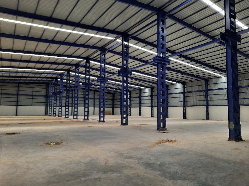 100000 Sq.ft. Factory / Industrial Building for Rent in Kosamba, Surat