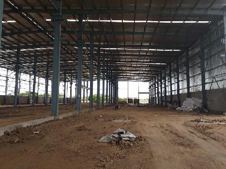 80000 Sq.ft. Factory / Industrial Building for Rent in Kim, Surat