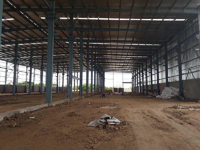 80000 Sq.ft. Factory / Industrial Building for Rent in Kim, Surat