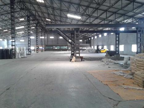 60000 Sq.ft. Factory / Industrial Building for Rent in Sachin, Surat